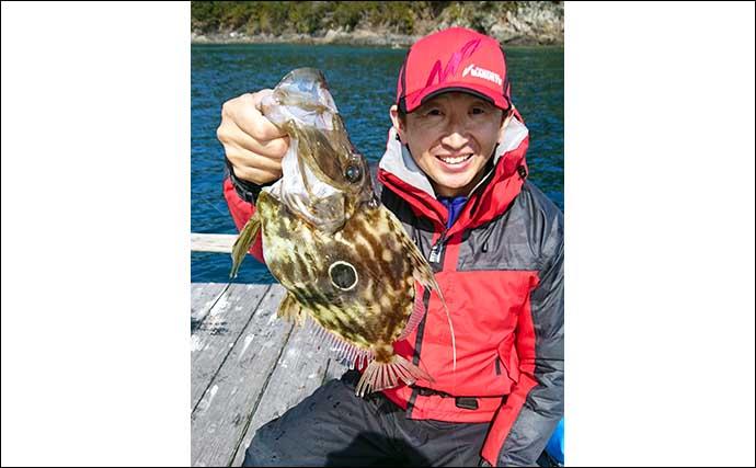 【2021東海】イカダからの大物狙い『泳がせ釣り』のキホン
