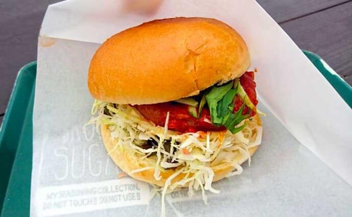 ヘラブナ釣りとセットで食べたい『ご当地グルメ』:茨城なめパックン