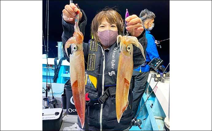 【福井】沖釣り最新釣果 エサでもルアーでも「80cm超」大型マダイ続々