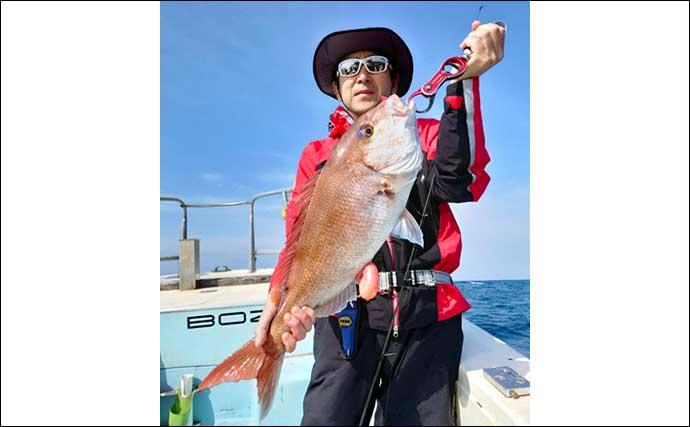 【福岡】沖のルアー最新釣果 ジギングで19.32kg大型ヒラマサ堂々浮上