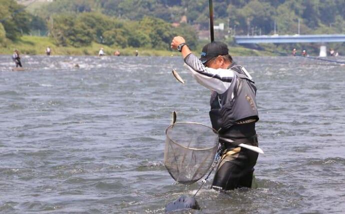 今さら聞けない『あゆトモ釣り』のキホン:天然と養殖の見分け方とは?