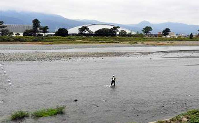 【2021神奈川】鮎トモ釣りオススメ河川:酒匂川 電車釣行OKな場所も