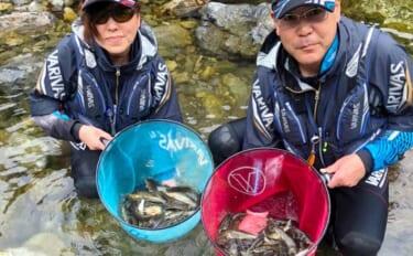 【2021東海】鮎トモ釣りのキホン 使用タックル・釣り方・注意点