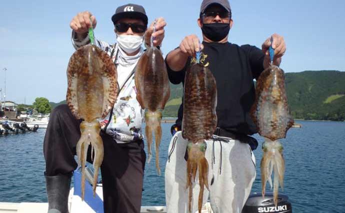 【愛知・三重】沖のルアー最新情報 ブリ族&良型サワラと青物回遊中