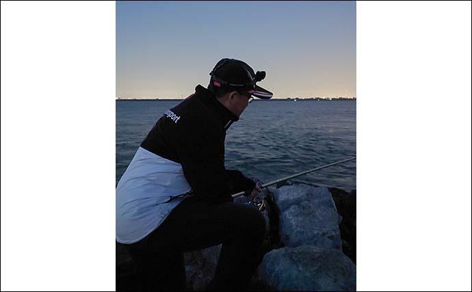 投げウナギ釣りで本命2匹キャッチ 自家製うな丼に舌鼓【三重・揖斐川】