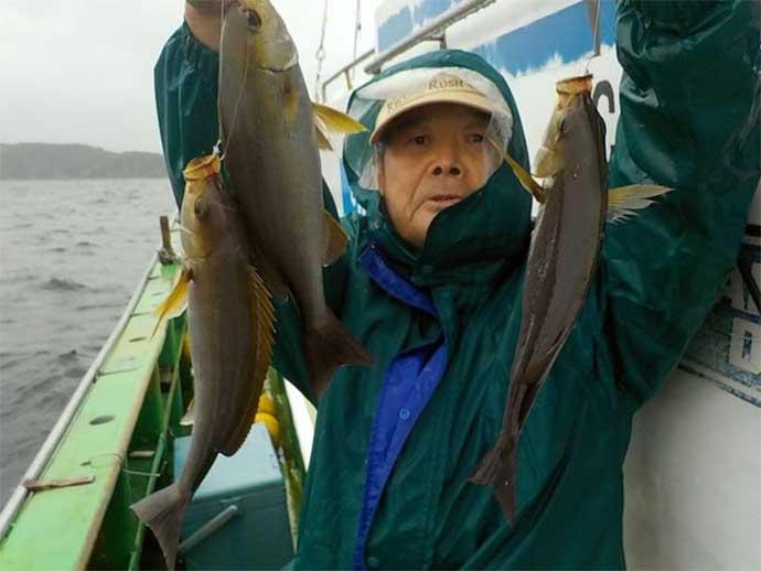 今日ナニ釣れた?沖釣り速報:茨城南部で開幕直後のマゴチ好気配【関東】