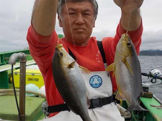 今日ナニ釣れた?沖釣り速報:千葉でイサキ数釣り本格化【関東】