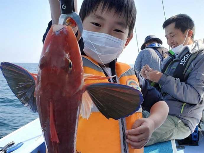 週末ナニ釣れた?沖釣り速報:東京湾アジ元気で初心者も満喫【関東】