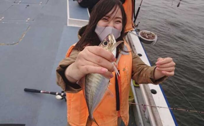 週末ナニ釣れた?沖釣り速報 東京湾LTアジ堅調で好土産【関東】