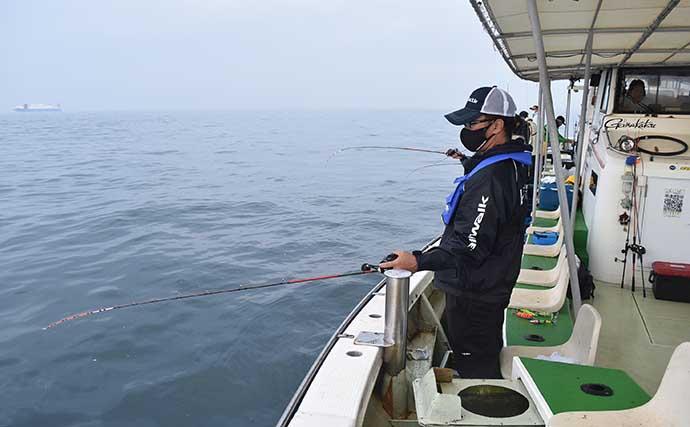 明石のマダコ釣り開幕 最新タックルで釣果&釣趣アップ【丸松乗合船】