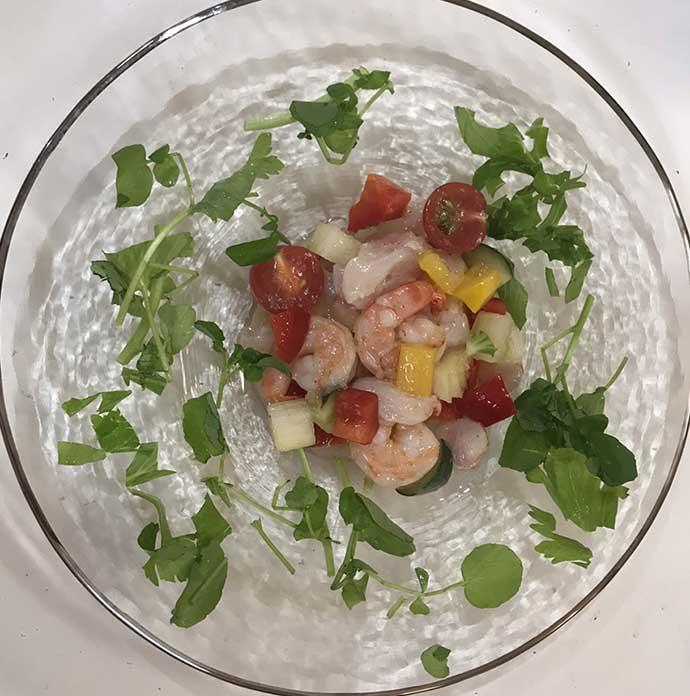 釣り人的おもてなしレシピ:マダイの『セビーチェ』 アレンジも楽しもう