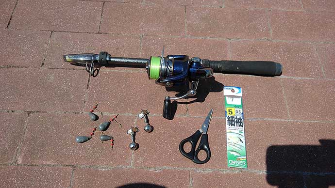 今さら聞けない『チョイ投げ小物釣り』のキホン:ターゲットと使う道具