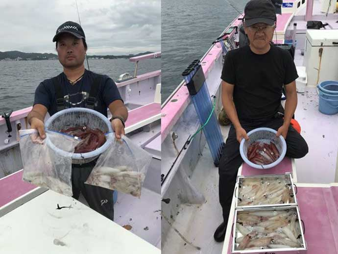昨日ナニ釣れた?沖釣り速報:東京湾タチウオ好調でトップ91匹【関東】