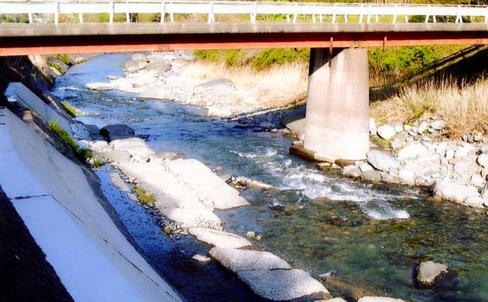 【2021山梨】鮎トモ釣りオススメ河川:道志川 首都圏からアクセス良好