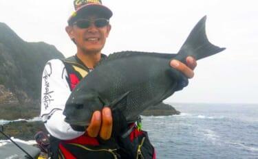 【2021中部】梅雨グレ好機到来 爽快かつハードな釣りを満喫しよう