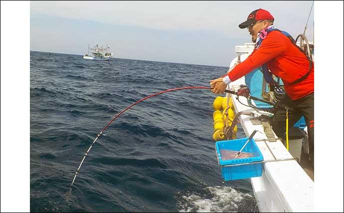 日本海の大物天国『玄達瀬』が解禁 完全フカセ釣りで狙うヒラマサ攻略法