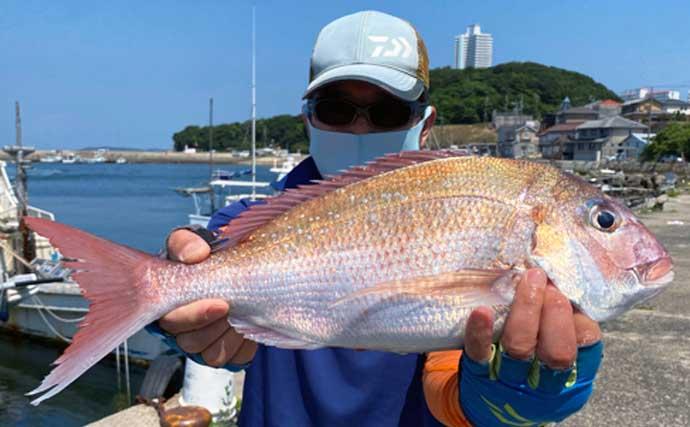 【愛知・三重】沖のルアー最新情報 『パヤオジギング』でキメジ14kg浮上