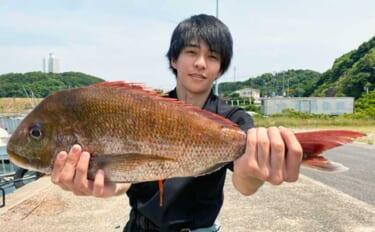 【愛知・三重】オフショアルアー最新釣果 タイラバで良型マダイ好調
