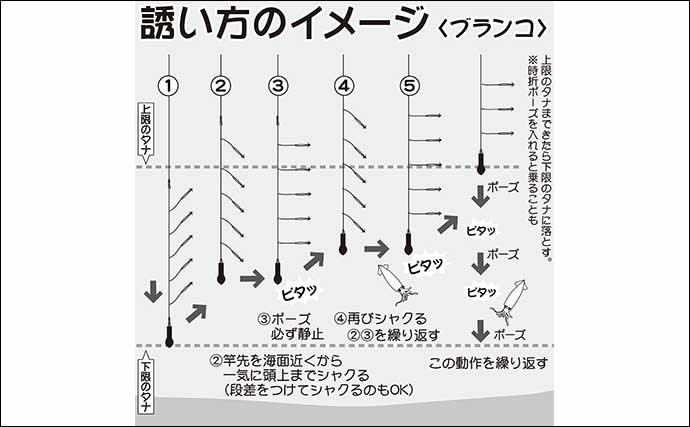 【2021関東】ムギイカ釣り入門 ブランコ&直結仕掛けをそれぞれ解説