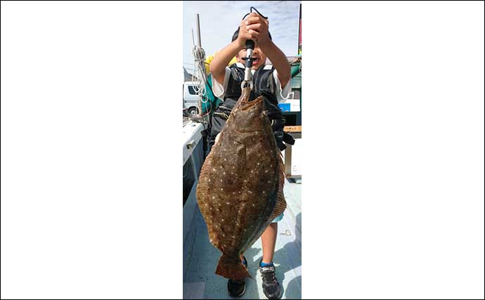【福岡】沖のエサ釣り最新釣果 45kgのモンスター級アラ堂々浮上