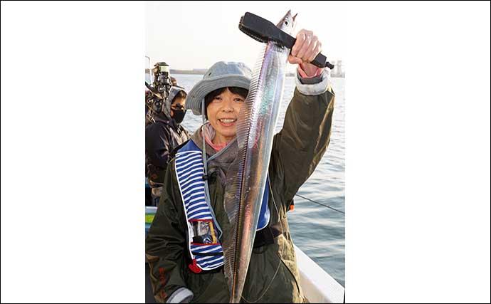 【2021】博多湾タチウオ釣り入門 ライトタックルが初心者にも嬉しい