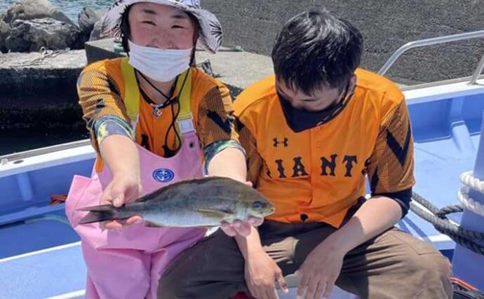 今日ナニ釣れた?沖釣り速報:各地で梅雨イサキ数釣りの好機【関東】