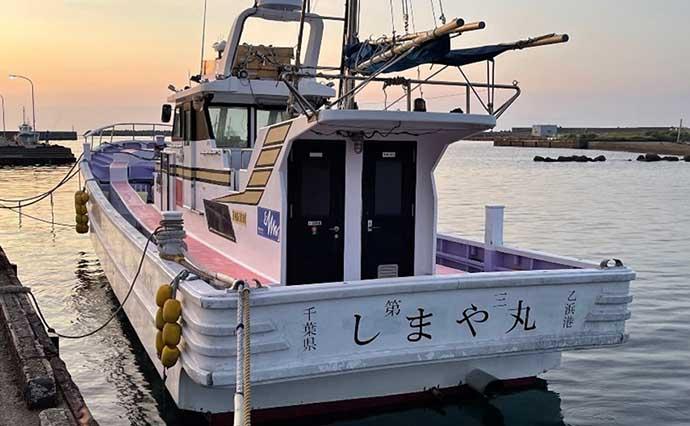 チカメキントキ五目釣りで本命19匹 イカタン&サバタンは必須【千葉】