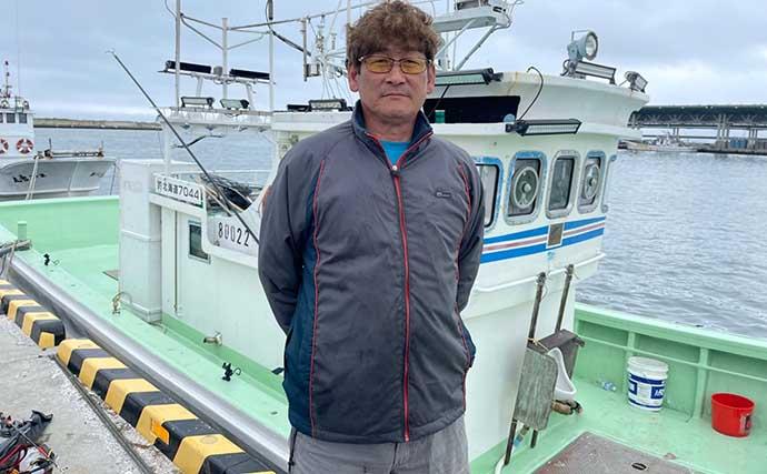 北海道の「カレイの聖地」で50cm超え頭に座布団級が乱舞【根室海峡】