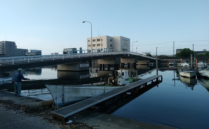 デキハゼ狙って3時間で78匹 「見釣り」で入れ食い堪能【千葉・船橋港】