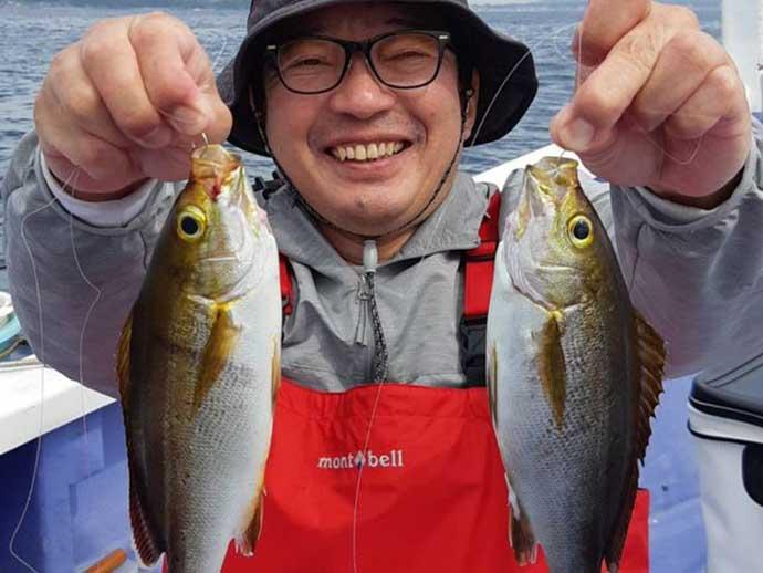 週末ナニ釣れた?沖釣り速報:横浜エリアの金アジ堅調【関東】