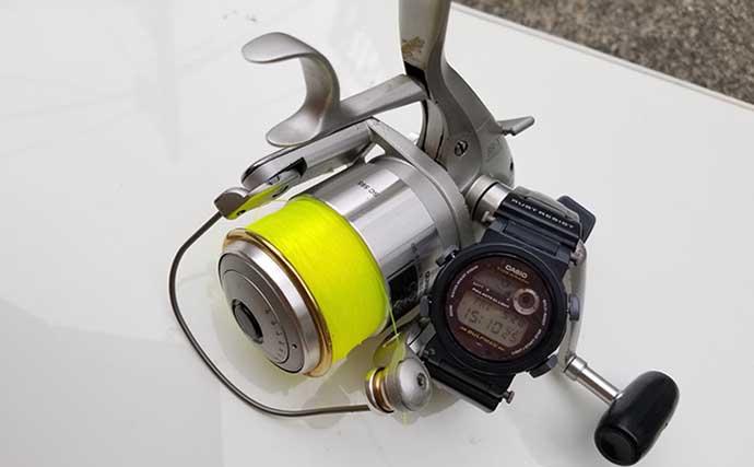 20年間現役の『レトロ釣具』メンテナンス法 長期間使用する意味とは?