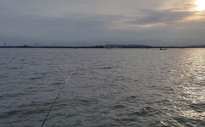 ブッコミ釣りで63cmウナギ 冷凍カメジャコエサにヒット【三重・揖斐川】