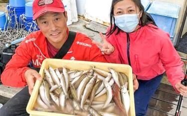 【東京湾2021】船キス釣りの基本 初心者~上級者まで楽しめ釣果安定