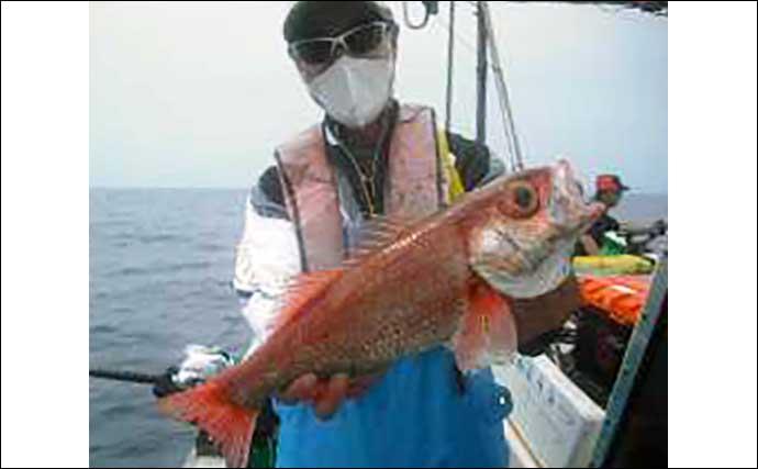 【遠州灘2021】アカムツ釣り攻略 基本タックル・釣り方・最新の釣況