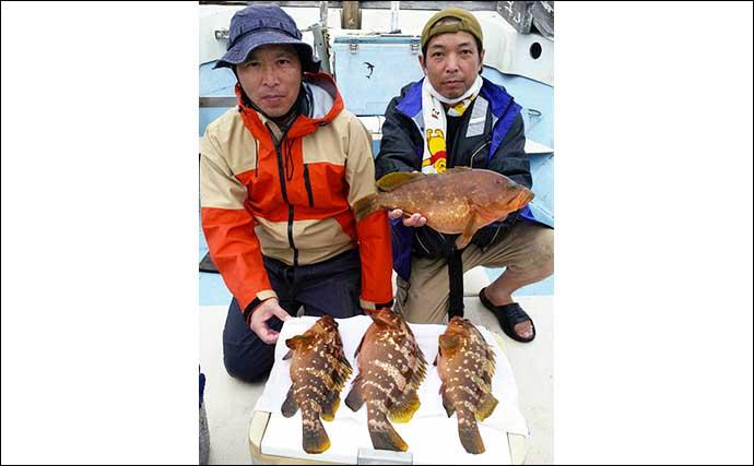 【福岡】沖のエサ釣り最新釣果 近場の夏タチウオ好調で良型チャンス