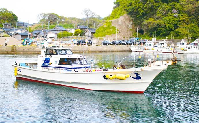 沖のルアーフィッシングはライトが楽しい 多彩な好土産確保【福井】