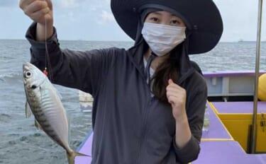 昨日ナニ釣れた?沖釣り速報:LTでもビシでも東京湾のアジが順調【関東】