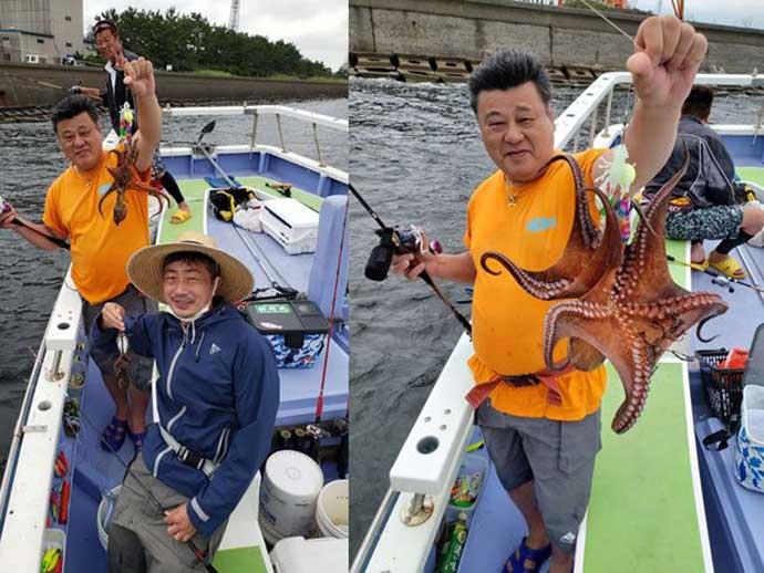昨日ナニ釣れた?沖釣り速報:東京湾ルアーマゴチに熱視線【関東】