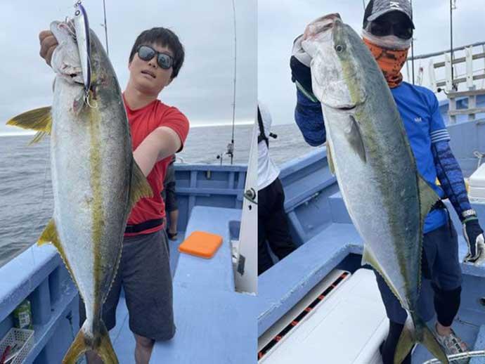 週末ナニ釣れた?沖釣り速報:東京湾LTアジ&相模湾ビシアジ堅調【関東】