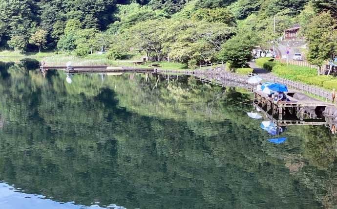 釣りと一緒に味わいたいご当地グルメ:富士宮やきそば【静岡・田貫湖】