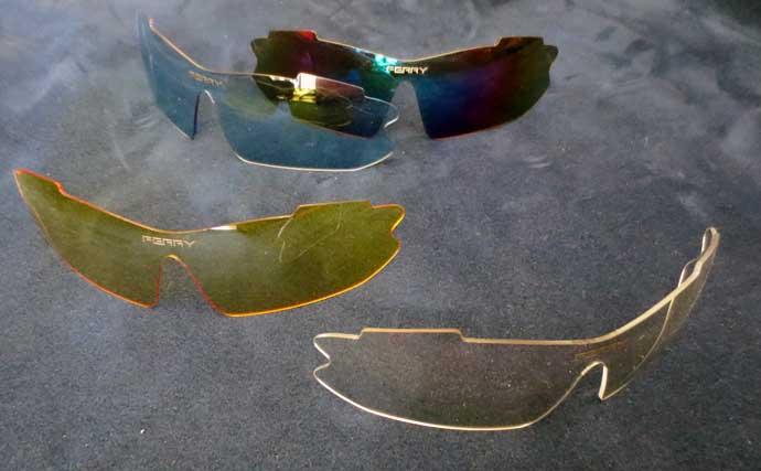 釣行時の「意外と便利な」ツール:偏光サングラス 水の中が丸見えに?