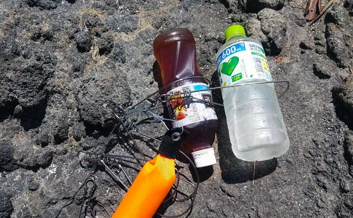 釣行時に「意外と便利」なツール:ストリンガー 鮮度維持の強い味方?