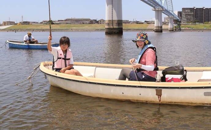 江戸川放水路のボートハゼ釣りが最盛期へ タックル&釣り方の基本解説