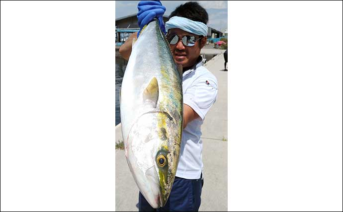 【愛知】沖釣り最新釣果 ブリ・サワラ・カンパチとジギング好機到来