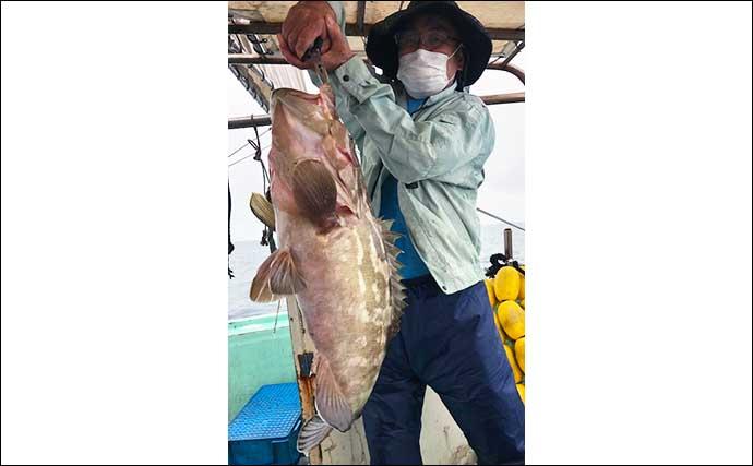 【福岡】沖のエサ釣り最新釣果 博多湾内の近場タチウオが好調継続中