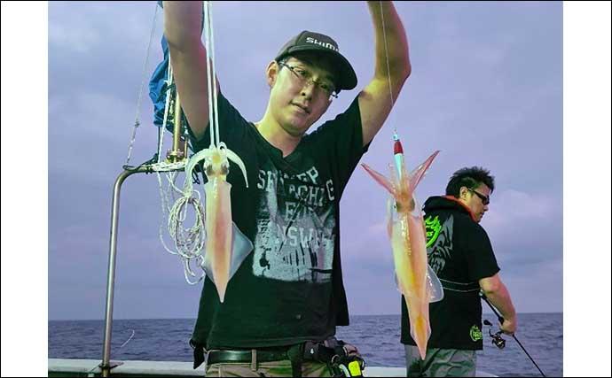 【福井・石川】沖釣り最新釣果 玄達瀬の完全フカセ釣りで133cmヒラマサ