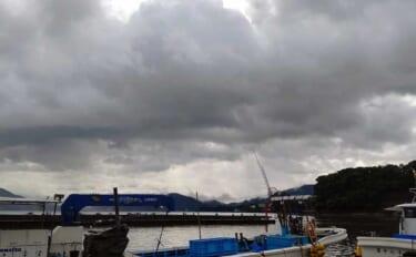 釣りのハイシーズン夏~秋に注意すべき「天候急変」3つのサインとは?