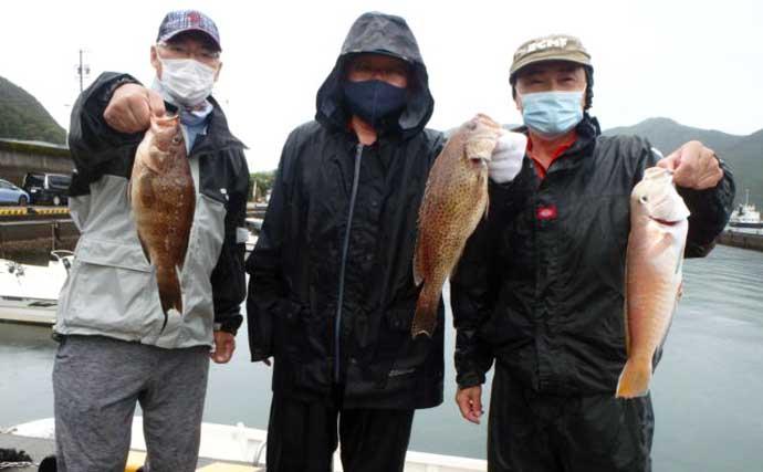 【愛知・三重】オフショアルアー最新釣果 伊勢湾ジギングで良型サワラ