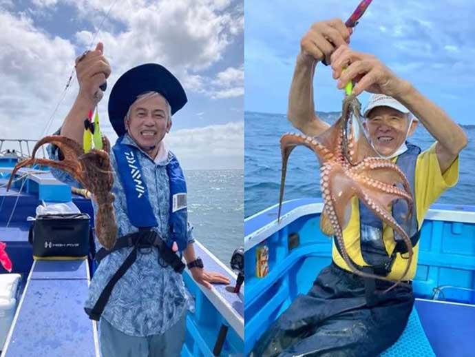 昨日ナニ釣れた?沖釣り速報:福島いわきで80cm頭にヒラメ3匹