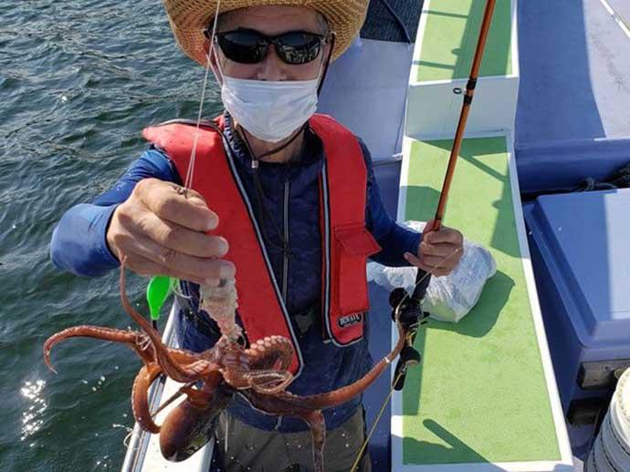 週末ナニ釣れた?沖釣り速報:2大人気魚種アジ&タチウオ好調【関東】
